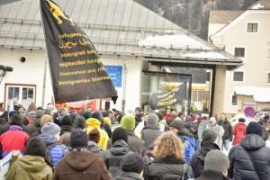 Kundgebung Brenner